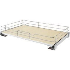 33 Inch Soft Close. Pullout Baskets - Maple