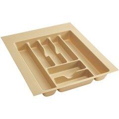 Large Cutlery Organizer - Almond