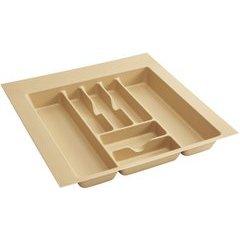 Extra Large Cutlery Organizer - Almond