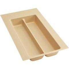 Small Polymer Utility Tray - Almond