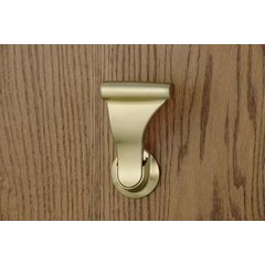 SOSS UltraLatch for 1-3/8 Inch Door Fire Rated Satin Brass, PVD