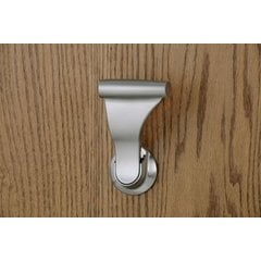 SOSS UltraLatch for 2-3/4 Inch Door Fire Rated Satin Nickel