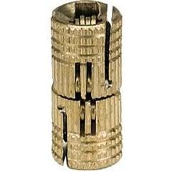 Solid Brass Barrel Hinge 10mm