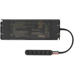 40% OFF 30W 12VDC Dimmable LED Power Supply - Black