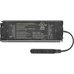 40% OFF 60W 12VDC Dimmable LED Power Supply - Black