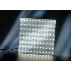 "38% OFF 24VDC 15W 12"" (305 mm) LED Square Snap Panel 5000K"