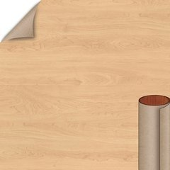 Kensington Maple Matte Finish 4 ft. x 8 ft. Vertical Grade Laminate Sheet