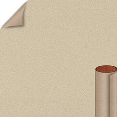 Neutral Glace Matte Finish 4 ft. x 8 ft. Peel/Stick Vertical Grade Laminate Sheet <small>(#4143-60-735-48X096)</small>