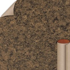 Milano Brown Quarry Finish 4 ft. x 8 ft. Countertop Grade Laminate Sheet
