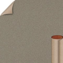 Wilsonart Nickel EV Matte Finish 4 ft. x 8 ft. Vertical Grade Laminate Sheet 4813-60-335-48X096