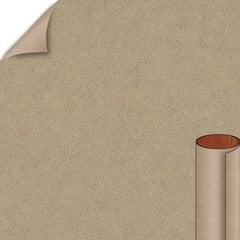Western Suede Matte Finish 4 ft. x 8 ft. Peel/Stick Vertical Grade Laminate Sheet