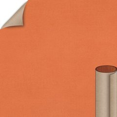 Wilsonart Tangerine Matte Finish 4 ft. x 8 ft. Vertical Grade Laminate Sheet 4915-60-335-48X096