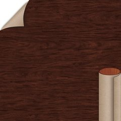 Figured Mahogany Fine Grain Finish 4 ft. x 8 ft. Countertop Grade Laminate Sheet