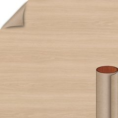 Beigewood Matte Finish 4 ft. x 8 ft. Peel/Stick Vertical Grade Laminate Sheet