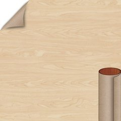 Wilsonart Manitoba Maple Matte Finish 4 ft. x 8 ft. Peel/Stick Vertical Grade Laminate Sheet 7911-60-735-48X096