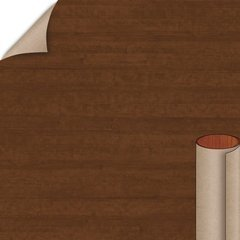 Wilsonart Shaker CHerry Textured Gloss Finish 4 ft. x 8 ft. Peel/Stick Vertical Grade Laminate Sheet 7935-07-735-48X096
