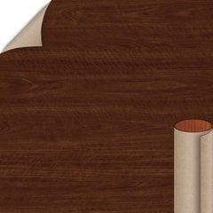 Hampton Walnut Fine Grain Finish 4 ft. x 8 ft. Vertical Grade Laminate Sheet