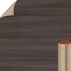 Skyline Walnut Soft Grain Finish 4 ft. x 8 ft. Vertical Grade Laminate Sheet