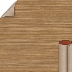 Wilsonart Zebrawood Linearity Finish 4 ft. x 8 ft. Peel/Stick Vertical Grade Laminate Sheet 7980K-18-735-48X096