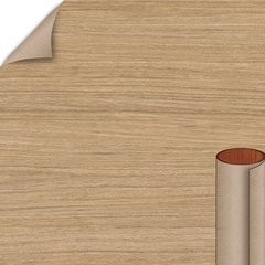 Landmark Wood Soft Grain Finish 4 ft. x 8 ft. Peel/Stick Vertical Grade Laminate Sheet