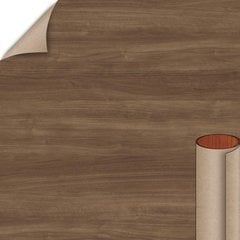 Pinnacle Walnut Fine Velvet Texture Finish 4 ft. x 8 ft. Vertical Grade Laminate Sheet