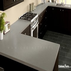 Wilsonart Almond Matte Finish 5 ft. x 12 ft. Countertop Grade Laminate Sheet D30-60-350-60X144