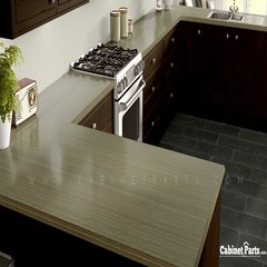 Wilsonart Aloe Linearity Finish 5 ft. x 12 ft. Countertop Grade Laminate Sheet 7962K-18-350-60X144