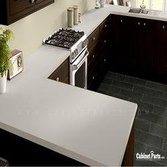 Wilsonart Antique White Matte Finish 5 ft. x 12 ft. Countertop Grade Laminate Sheet 1572-60-350-60X144