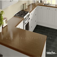 Wilsonart Asian Sun Linearity Finish 4 ft. x 8 ft. Countertop Grade Laminate Sheet 7951K-18-350-48X096