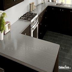 Wilsonart Astro Strandz Linearity Finish 4 ft. x 8 ft. Countertop Grade Laminate Sheet 4940K-18-350-48X096