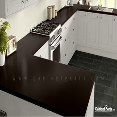 Wilsonart Coffee Bean Matte Finish 4 ft. x 8 ft. Countertop Grade Laminate Sheet D495-60-350-48X096
