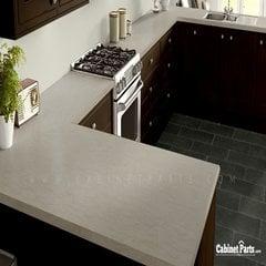 Wilsonart Crema Marfil Fine Velvet Texture Finish 4 ft. x 8 ft. Vertical Grade Laminate Sheet 4927-38-335-48X096