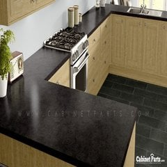 Wilsonart Deepstar Slate HD Mirage Finish 4 ft. x 8 ft. Countertop Grade Laminate Sheet 1818K-35-376-48X096