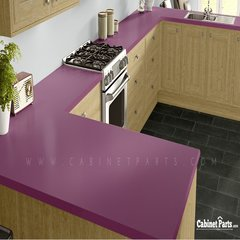 Wilsonart Flamingo Matte Finish 4 ft. x 8 ft. Vertical Grade Laminate Sheet D497-60-335-48X096