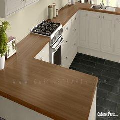 Wilsonart Fonthill Pear Matte Finish 4 ft. x 8 ft. Peel/Stick Vertical Grade Laminate Sheet 10745-60-735-48X096