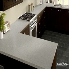 Wilsonart Gesso Tracery Fine Velvet Texture Finish 5 ft. x 12 ft. Countertop Grade Laminate Sheet 4962-38-350-60X144