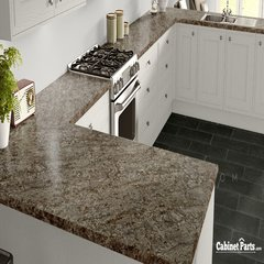 Wilsonart Golden Romano HD Mirage Finish 5 ft. x 12 ft. Countertop Grade Laminate Sheet 1871K-35-376-60X144