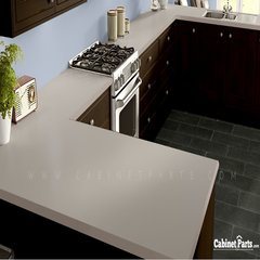Wilsonart Haze Matte Finish 5 ft. x 12 ft. Countertop Grade Laminate Sheet D97-60-350-60X144