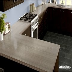 Wilsonart High Line Linearity Finish 5 ft. x 12 ft. Countertop Grade Laminate Sheet 7970K-18-350-60X144
