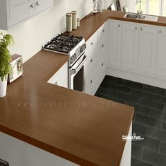 Wilsonart Huntington Maple Fine Velvet Texture Finish 5 ft. x 12 ft. Countertop Grade Laminate Sheet 7929-38-350-60X144