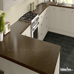 Wilsonart Jeweled Coral Quarry Finish 5 ft. x 12 ft. Countertop Grade Laminate Sheet 4866K-52-350-60X144