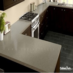 Wilsonart Kalahari Topaz Textured Gloss Finish 5 ft. x 12 ft. Countertop Grade Laminate Sheet 4588K-07-350-60X144