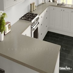 Wilsonart Mystique Dawn Matte Finish 5 ft. x 12 ft. Countertop Grade Laminate Sheet 4762-60-350-60X144