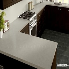 Wilsonart Natural Cotton Fine Velvet Texture Finish 4 ft. x 8 ft. Countertop Grade Laminate Sheet 4946-38-350-48X096