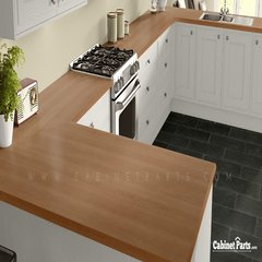 Wilsonart Natural Pear Matte Finish 4 ft. x 8 ft. Vertical Grade Laminate Sheet 7061-60-335-48X096