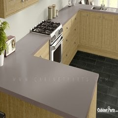 Wilsonart Pepperdust Matte Finish 4 ft. x 8 ft. Countertop Grade Laminate Sheet D327-60-350-48X096