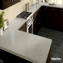 Wilsonart Perla Piazza HD Glaze Finish 4 ft. x 8 ft. Peel/Stick Countertop Grade Laminate Sheet 1867K-55-776-48X096