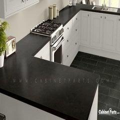 Wilsonart Rustic Slate Fine Velvet Texture Finish 5 ft. x 12 ft. Countertop Grade Laminate Sheet 4888-38-350-60X144