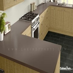 Wilsonart Shadow Matte Finish 5 ft. x 12 ft. Countertop Grade Laminate Sheet D96-60-350-60X144