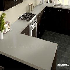 Wilsonart Sheer Mesh Fine Velvet Texture Finish 4 ft. x 8 ft. Peel/Stick Vertical Grade Laminate Sheet 4876-38-735-48X096